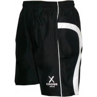 CW-136 Black and White Shorts