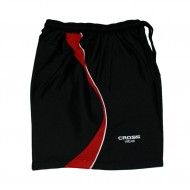 CW-149 Rub Stop Black and Red Shorts