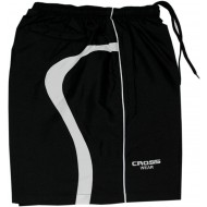 CW-60 Rub Stop Black and White Shorts