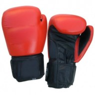 CW-599 Black And Red Boxing Gloves