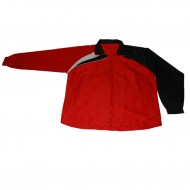 CW-072  Red and Black Jacket